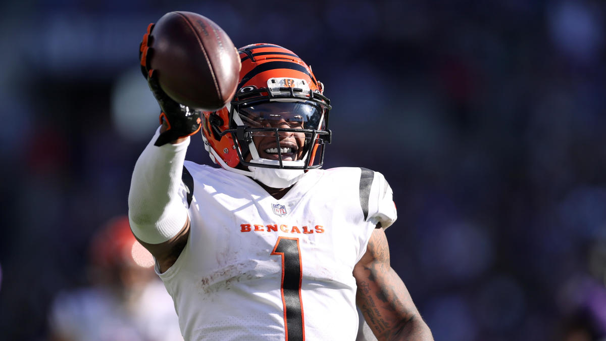 NFL Week 7 grades: Bengals get an 'A+' for destroying Ravens, Chiefs get an 'F' for blowout loss to Titans