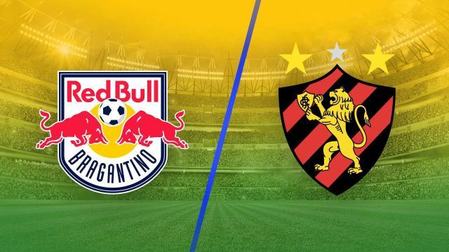 Red Bull Bragantino vs. Sport Recife