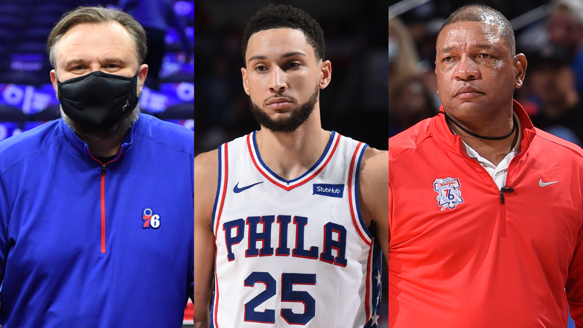 As Ben Simmons' 76ers stalemate continues, the egos of Doc Rivers and Daryl Morey deserve more scrutiny